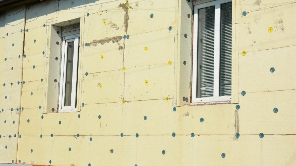 Installing Solid Wall Insulation