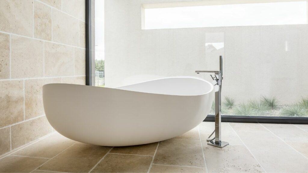 Bathroom Modern Tub