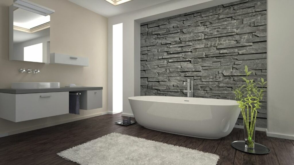 Luxury Bathroom Modern Tub