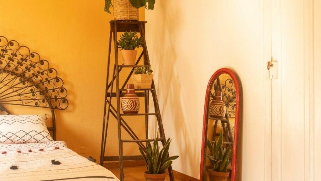 Coral Bedroom Ideas